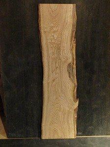 栗 一枚板 杢板 オイルフィニッシュ 天板