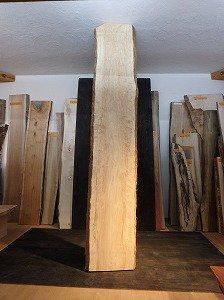 桧 杢 一枚板 カウンター 天板