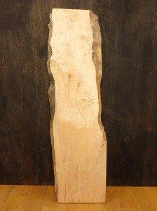 楓 メープル 一枚板 杢 ニッチカウンター 天板  無垢