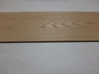 レッドオーク 一枚板 カウンター 棚板