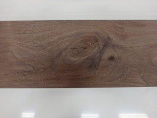 ウォルナット 一枚板 ニッチ 棚板 無垢 天板 【送料無料】