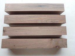 ウォルナット 脚 木材 太い 角材 無垢 材木