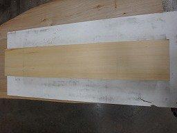 米ヒバ 角材 無垢 芯去り 無節 目詰み 木材 能面