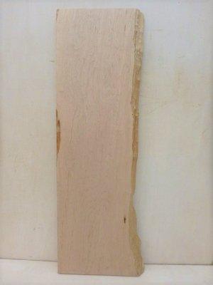 楓 一枚板 片耳 天板 杢