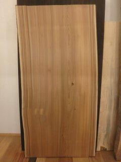 高樹齢杉 テーブルサイズ 一枚板 耳付 天板