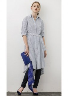 <img class='new_mark_img1' src='//img.shop-pro.jp/img/new/icons20.gif' style='border:none;display:inline;margin:0px;padding:0px;width:auto;' />LONG SHIRT DRESS STR