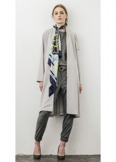 MA1 LONG DRAPE COAT