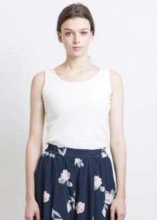 <img class='new_mark_img1' src='//img.shop-pro.jp/img/new/icons20.gif' style='border:none;display:inline;margin:0px;padding:0px;width:auto;' />WIDE RIB TANK TOP
