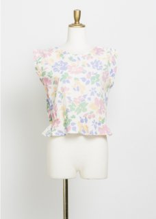 FLOWER-PRINT-BLOUSE