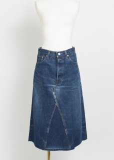 REMAKE-DENIM-SKIRT