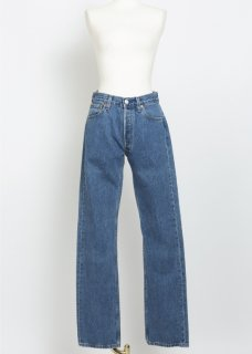 501 USED DENIM (FUBRIC MADE IN U.S.A)