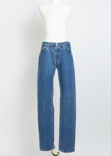 501 USED DENIM (MADE IN SPAIN)
