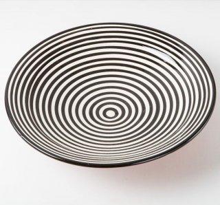 渦巻き皿・LL