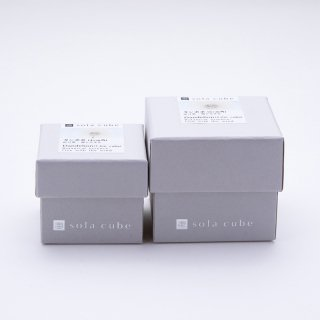 Sola cube パッケージ