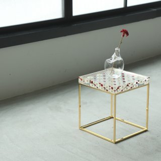 Sola cube Side Table
