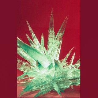 硝子結晶育成キット