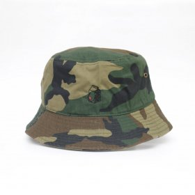 PNCK BUCKET HAT WOOD LAND