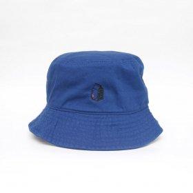 PANCAKE - BUCKET HAT - BLUE