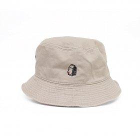 PANCAKE - BUCKET HAT - SAND BEIGE
