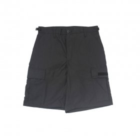 W-BASE WARMY BDU SHORTS BLACK
