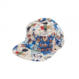 T19 x CHANNEL CAP CO 6 PANNEL CAP  BOWLS