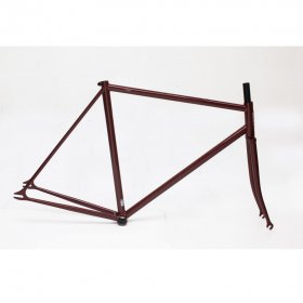 KENDO SHOP TRACK FRAME BROWN RED