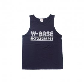 W-BASE SUMMER TIME TANK TOP NAVY