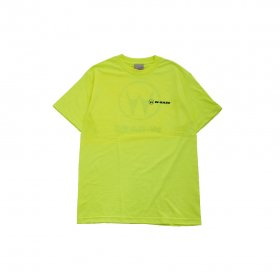 W-BASE STARTAC TEE NEON YELLOW / BLACK