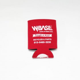 W-BASE KOOZIE RED