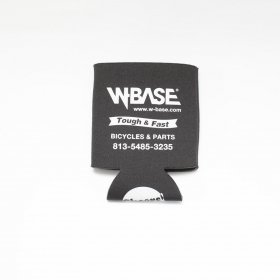 W-BASE KOOZIE BLACK