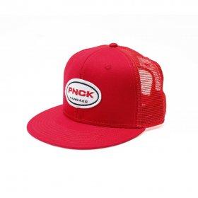 PANCAKE - TRUCKER CAP - RED