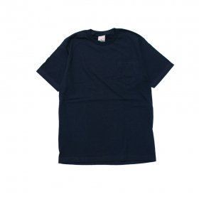 W-BASE CONVOY POCKET TEE NAVY