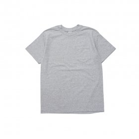 W-BASE CONVOY POCKET TEE GREY