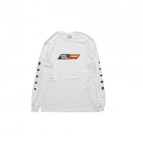 W-BASE SPECIAL EDITION LS TEE WHITE