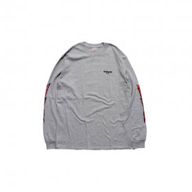 W-BASE LIGHTNING LS TEE GREY