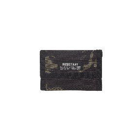 RESISTANT SMART WALLET MULTICAM BLACK