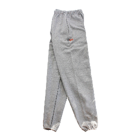 W-BASE PROJECT LOGO SWEAT PANTS GREY