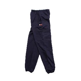 W-BASE PROJECT LOGO SWEAT PANTS NAVY
