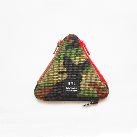 EYL - Coin Case - Nylon Camo