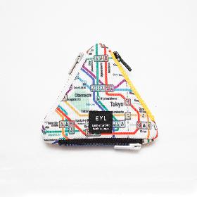 EYL - COIN CASE - Tokyo Subway Map