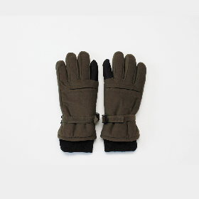 HEAVY WEIGHT - GLOVE - OLIVE