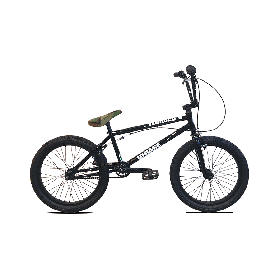 W-BASE ORIGINAL BMX BLACK 20.75