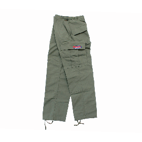 W-BASE OVAL LOGO PATCH BDU PANTS KHAKI