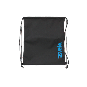 W-BASE x CRANK KNAPSACK BLACK/BLUE