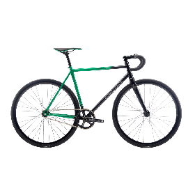 2017 BOMBTRACK NEEDLE BLACK/GREEN