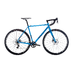 2017 BOMBTRACK HOOK2 METALLIC BLUE