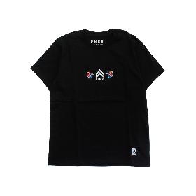 PNCK - 8bit LOGO TEE - BLACK