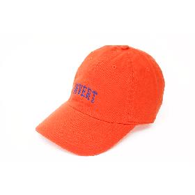 W-BASE x PNCK - INVERT 6PANNEL CAP - LIGHT ORANGE