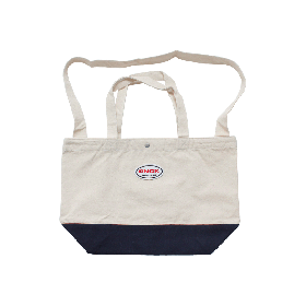 PNCK - WAPPEN TOTE BAG - WHITE