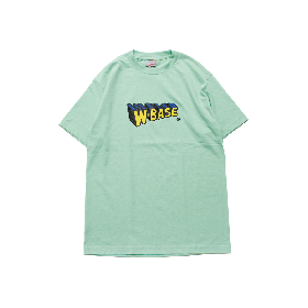 W-BASE WMAN LOGO TEE MINT